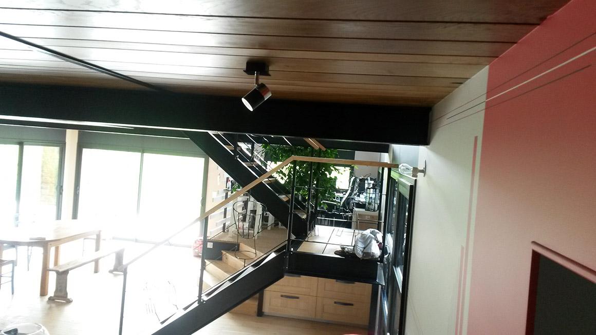 Aménagement Intérieur Construbois Jamault