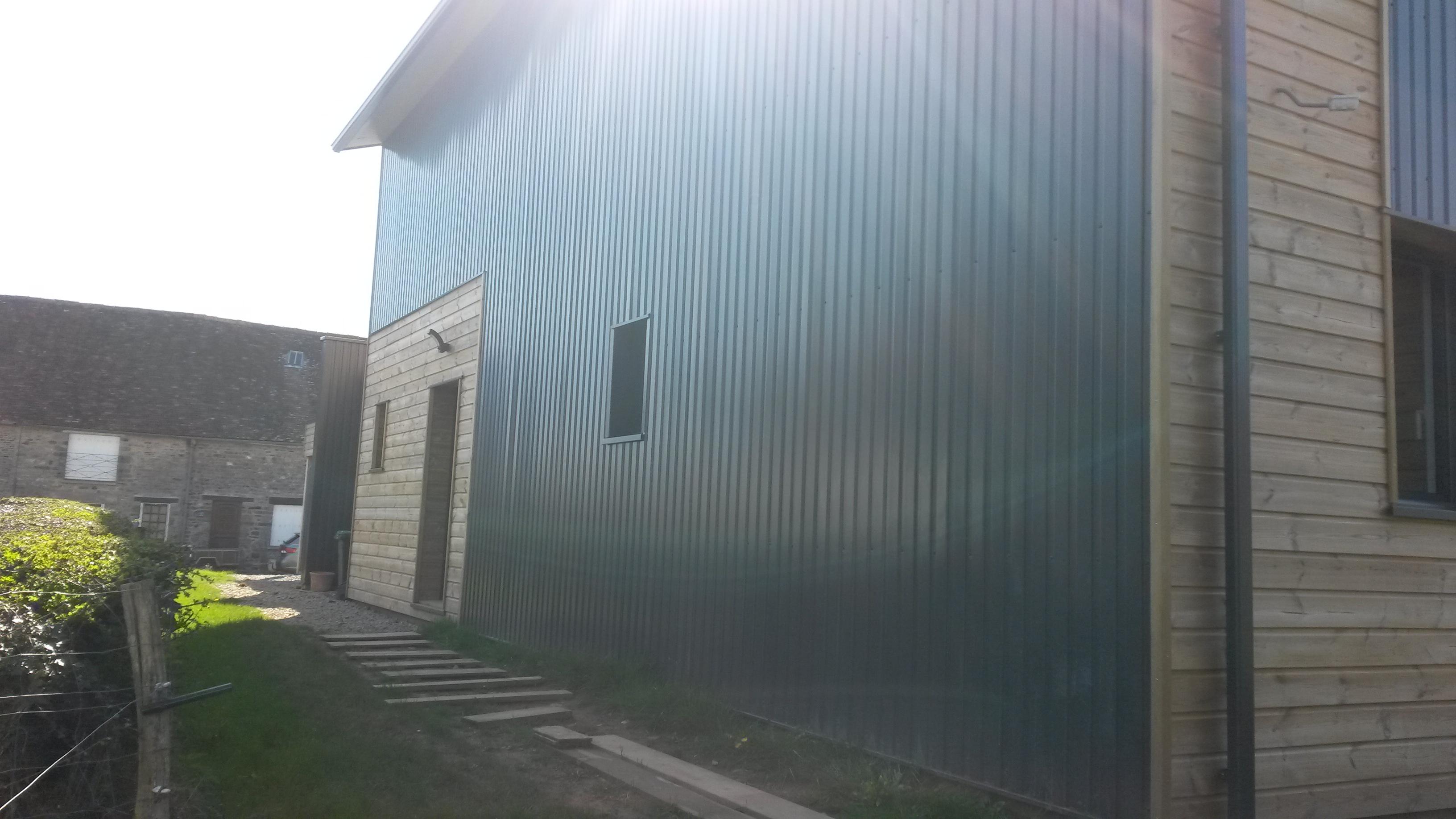 maison bois la chapelle aux moines 61